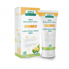 Aleva Naturals - Baby Sunscreen Lotion SPF 45+