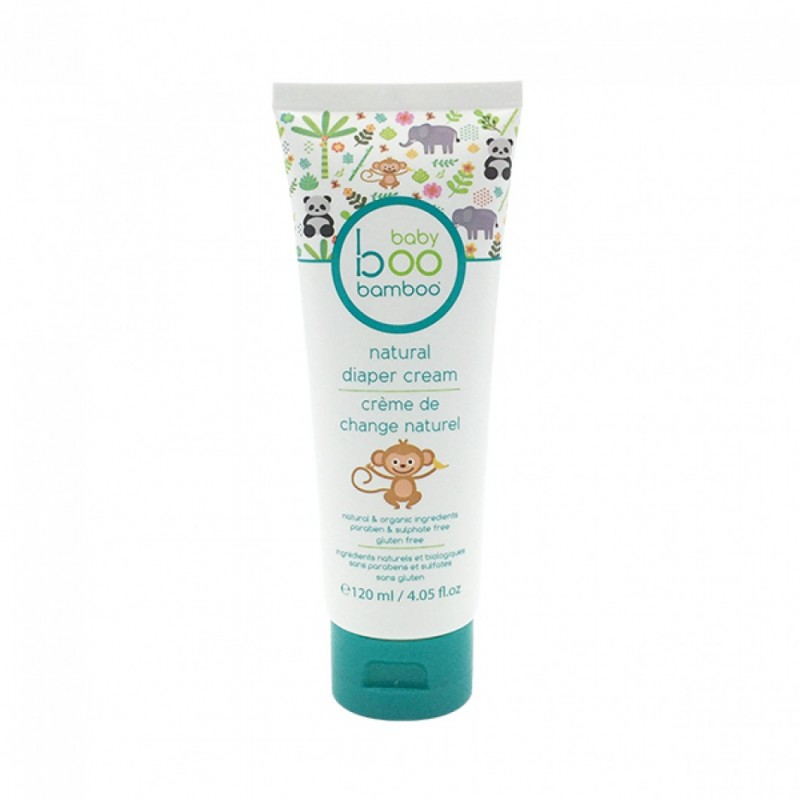 Baby Boo Bamboo - All Natural diaper Cream - 120 ml
