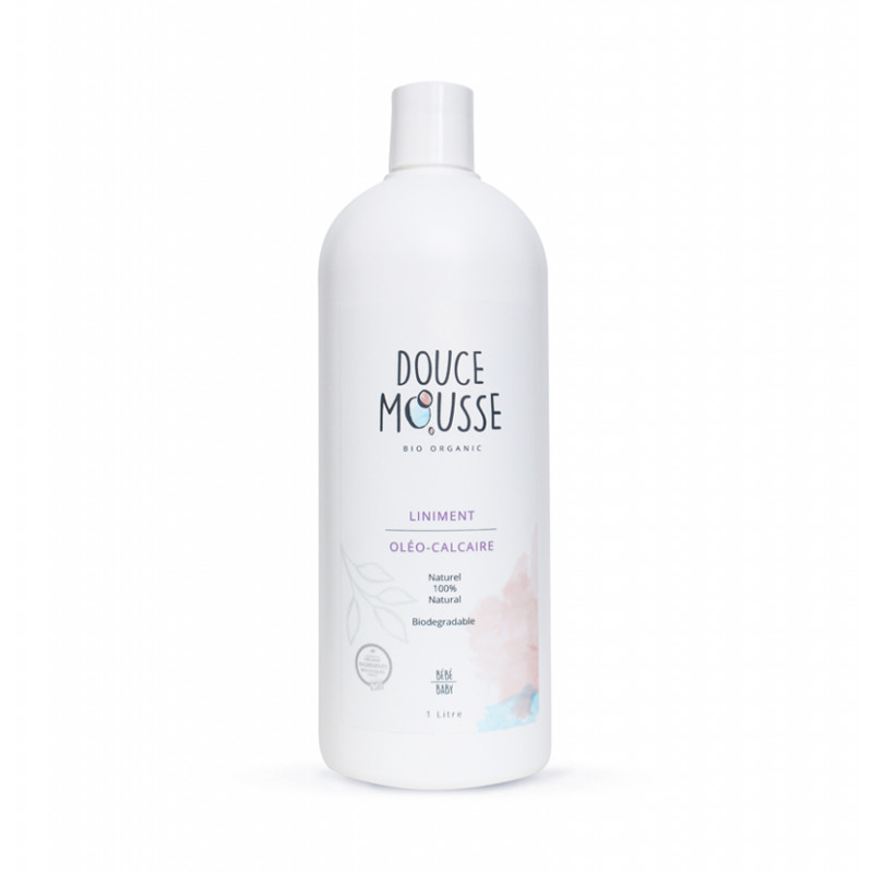 Douce Mousse - Natural Liniment 1L