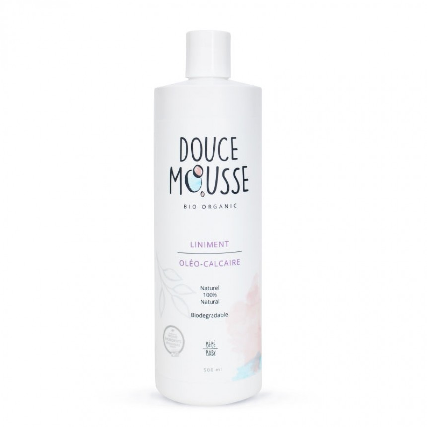 Douce Mousse - Natural Liniment 500 ml