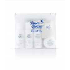 Douce Mousse - Travel Kit (5items) Bio