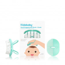 Frida - Head-Hugging Hair Brush+Comb