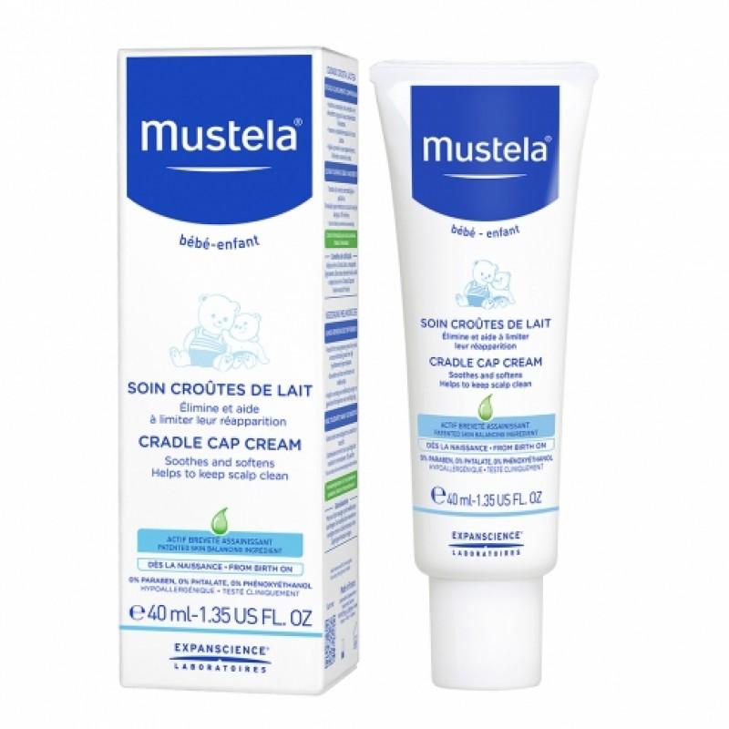 Mustela - Cradle Cap Cream