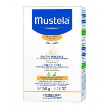Mustela - Gentle Soap With Cold Cream Nutri-Protective