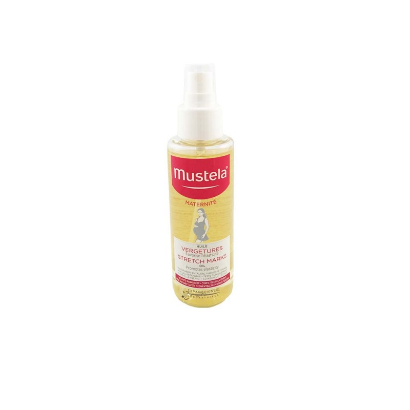 Mustela - Stretch Marks Oil - 105 ml