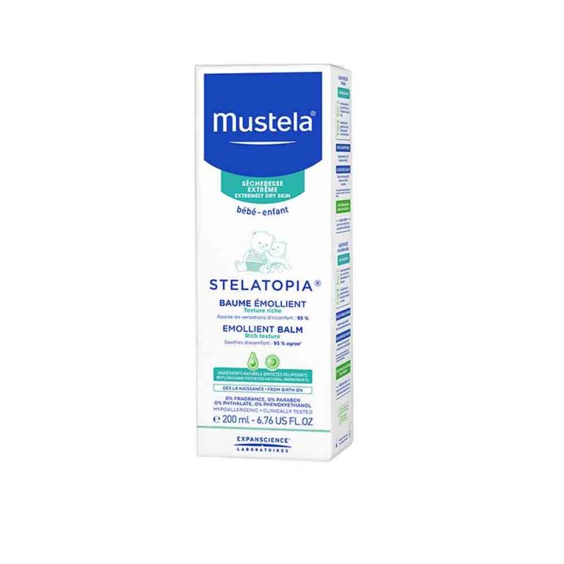 Mustela - Stelatopia Emollient Balm 200ml