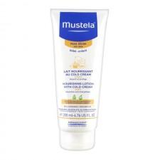 Mustela - Lait nourrissant au Cold Cream 200 ml