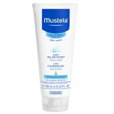 Mustela - 2 in 1 Cleansing Gel Hair and Body