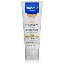 Mustela - Crème nourrissant au Cold Cream 40 ml