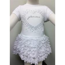 EMC - Robe d'été blanche