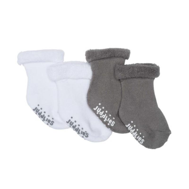 Juddlies - Infant Sock 2pk
