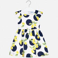 Mayoral - Navy Lemon Dress
