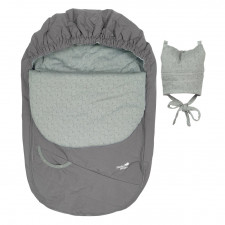 Perlimpinpin - Car Seat Cover Mid-Season - Grey