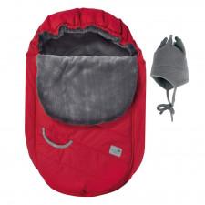 Perlimpinpin - Car Seat Cover - Red