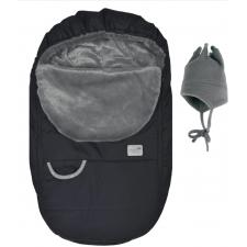 Perlimpinpin - Car Seat Cover - Black