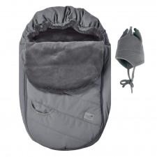 Perlimpinpin - Car Seat Cover - Grey
