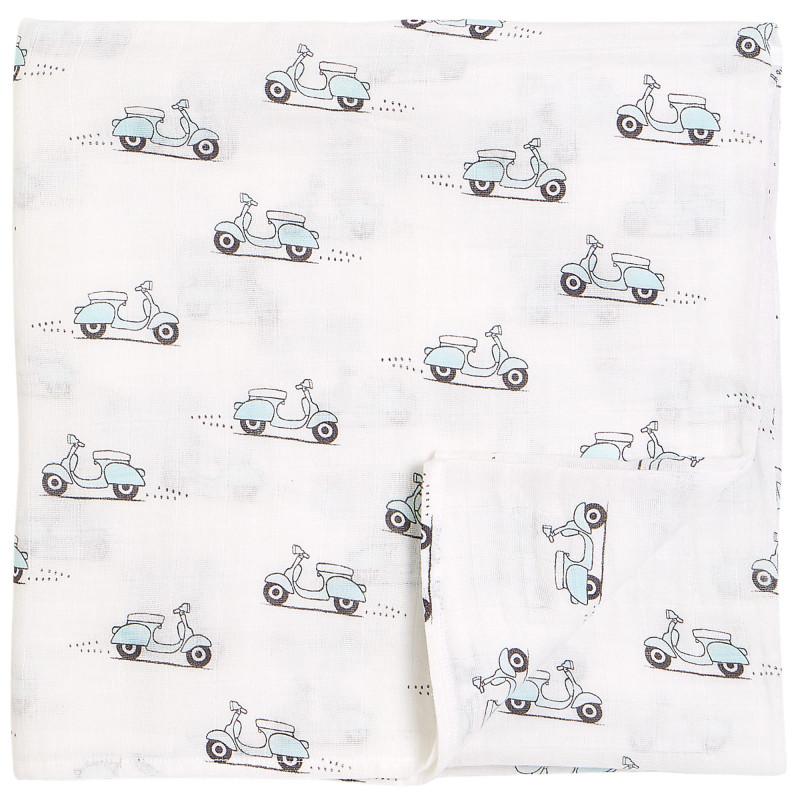 Petit Lem - Swaddle Blanket - Motorino