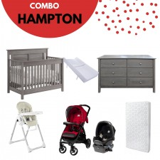 Combo #5 - Hampton - 7 morceaux