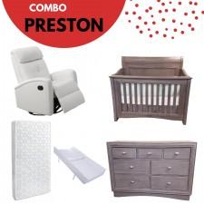 Combo #4 -Preston - 5 morceaux
