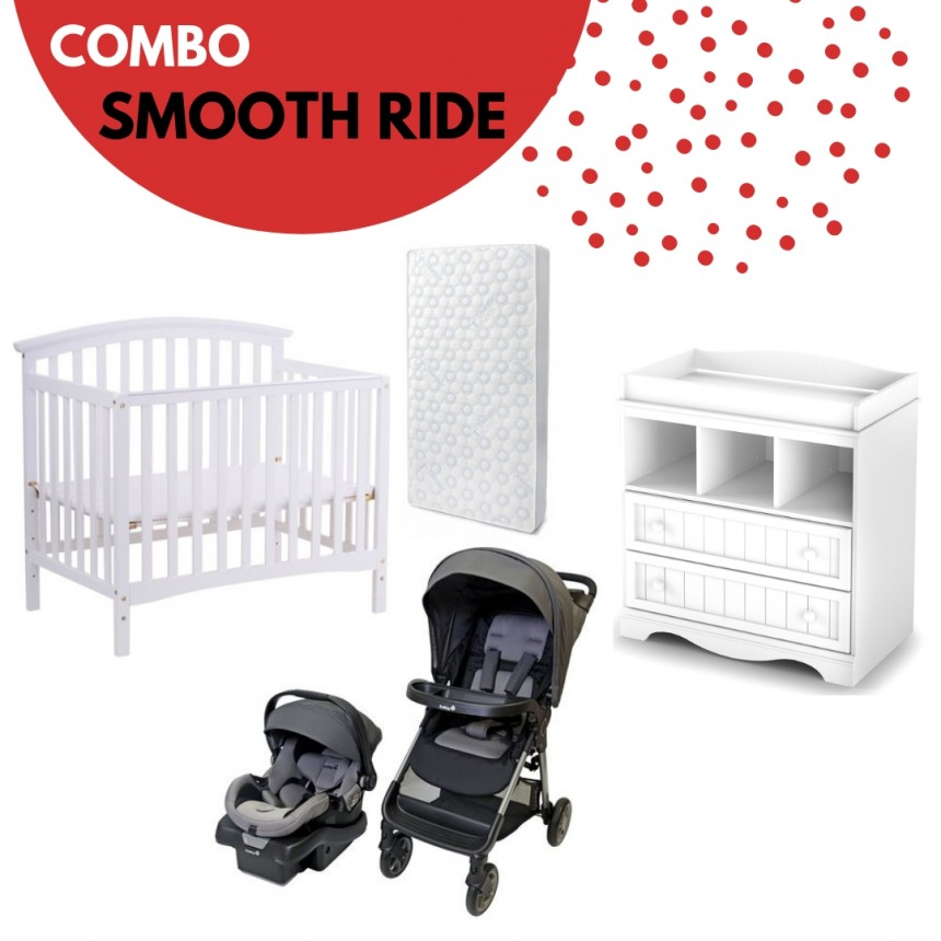 Combo #2 -Smooth Ride - 5 morceaux