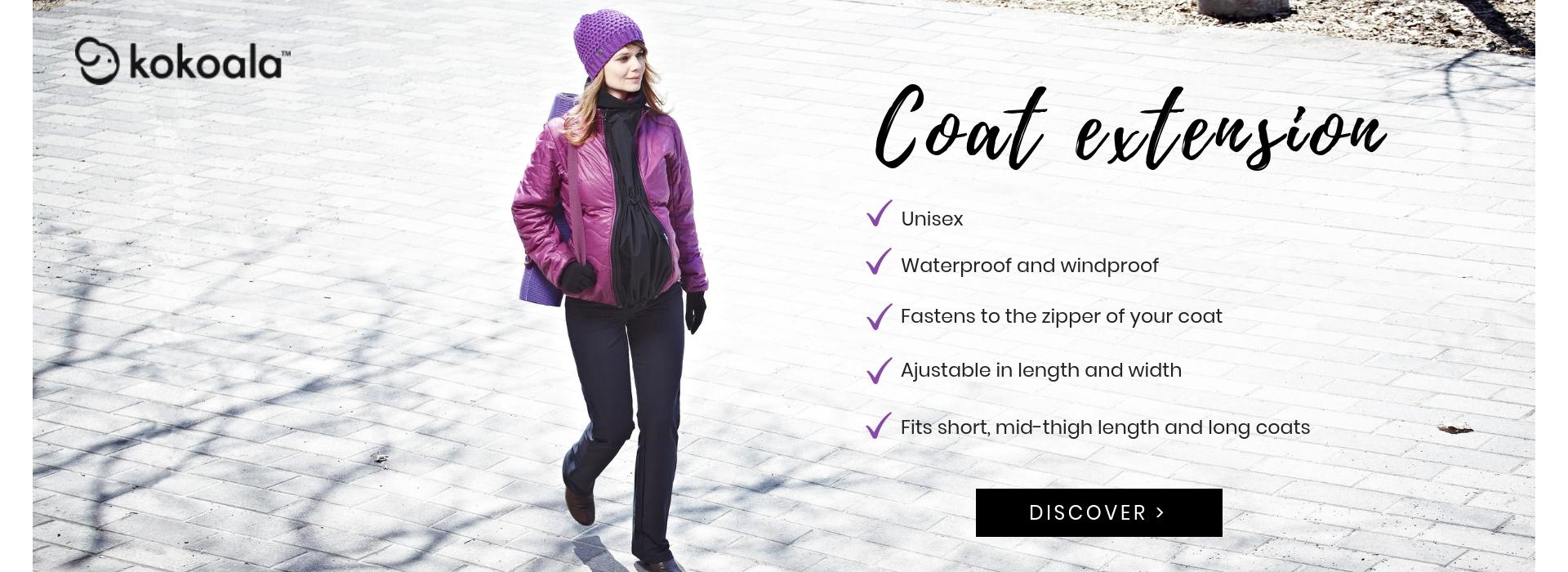 kokoala winter coat extention