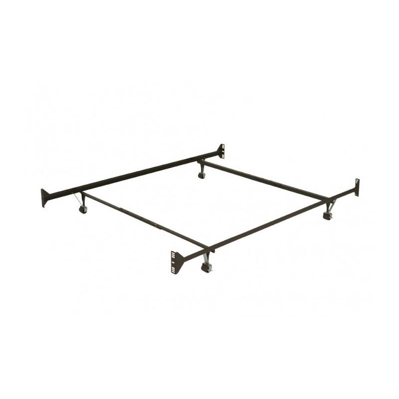 Beaudoin - Bed Frame (Headboard + Footboard) - Conversion Kit