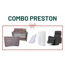 STARTER KIT - PRESTON COMBO - 5 PIECE SET