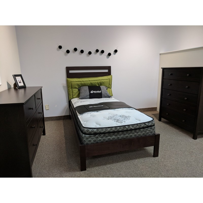 College Woodwork - Collection Laval - Bedroom Juvenile Set