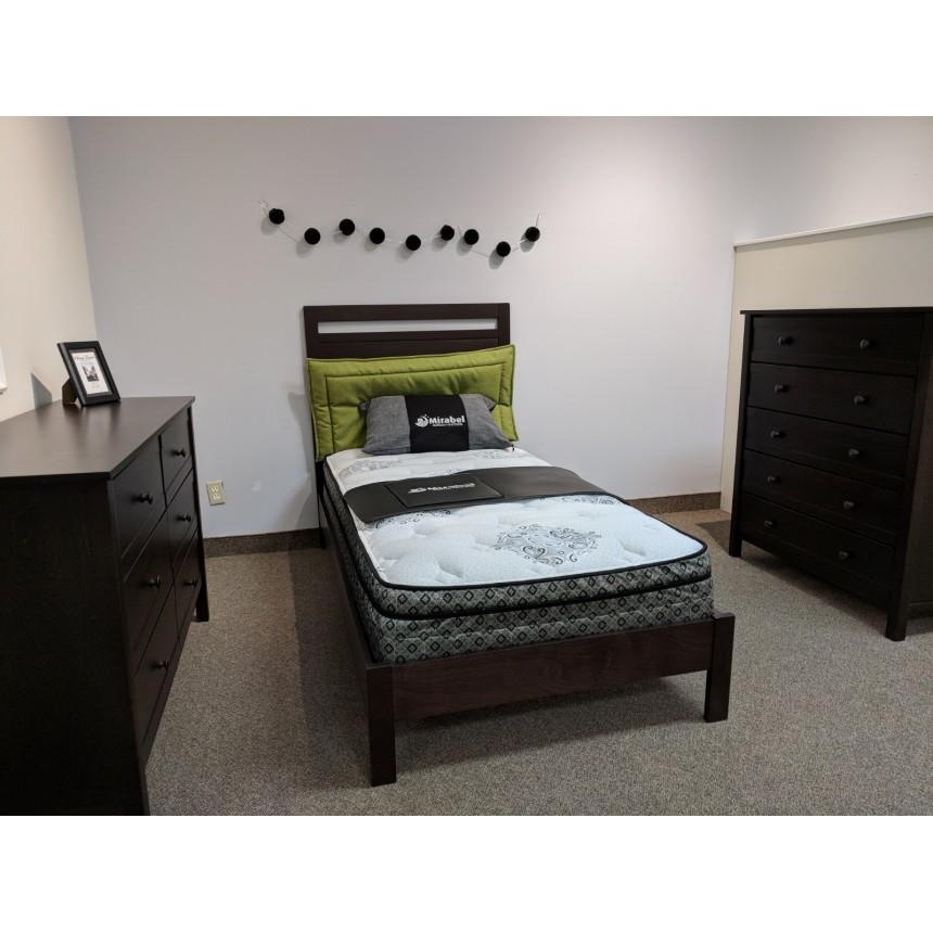 College Woodwork - Collection Laval - Bedroom Juvenile Set