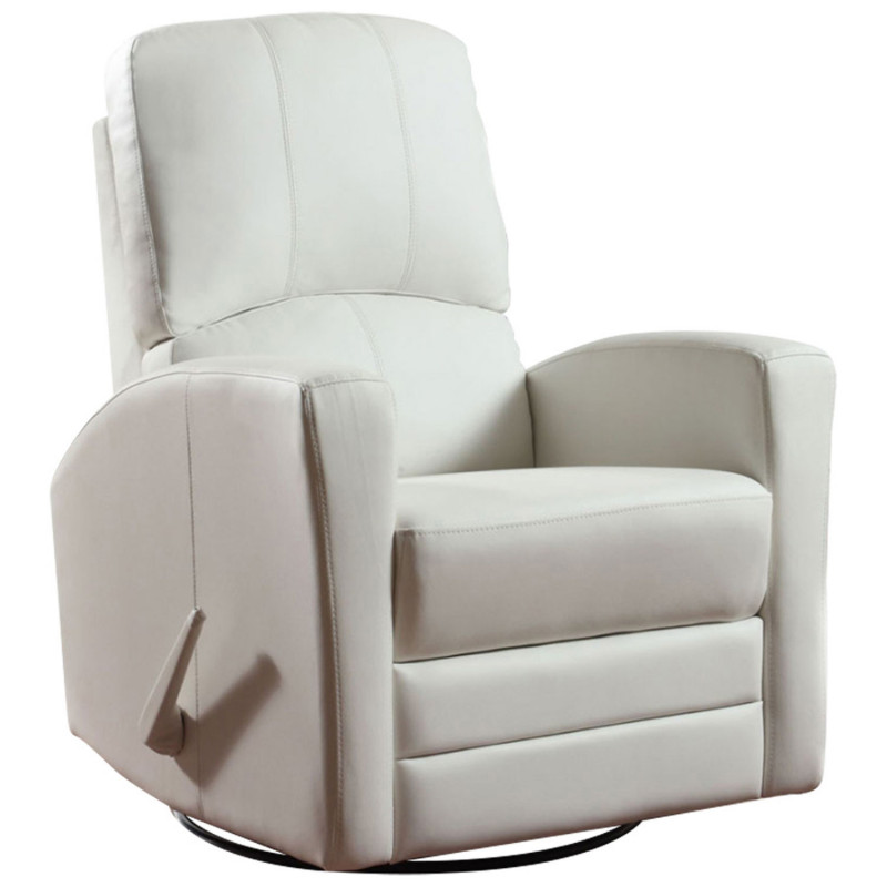 Concord - Super Comfort 3 in 1 Glider Swivel Recliner