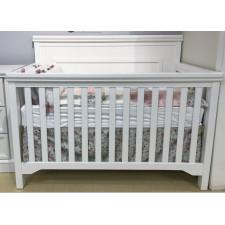 Concord - Payton - Convertible Crib - White