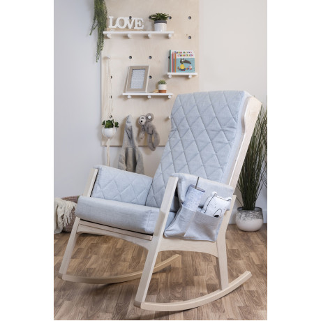 Dutailier - Margot Rocker Grand (Washable)