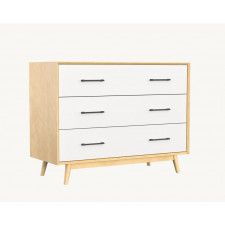 Dutailier - Lollipop 3 Drawer Dresser