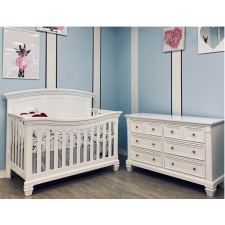 Lil Angels - Brittany - Convertible Crib