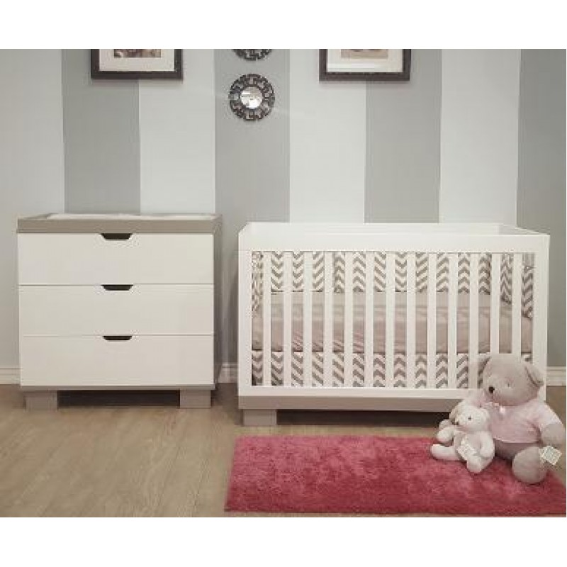 Lil Angels - Crib & Changing Table Zoom Collection