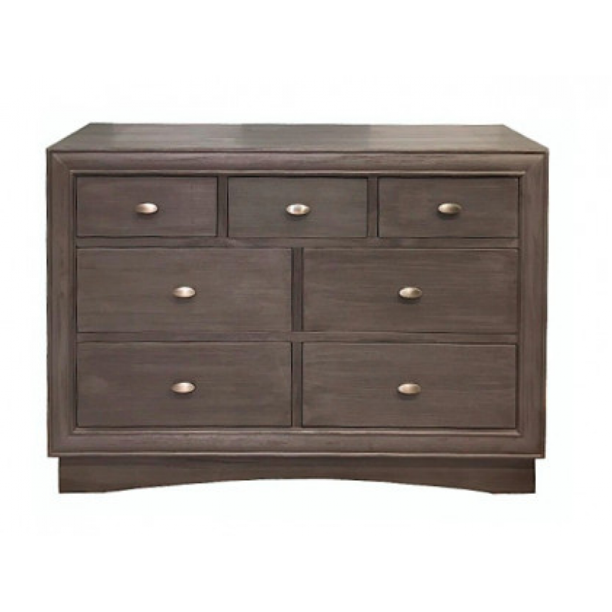Lil Angels - Preston Double Dresser - Granite