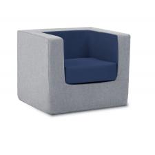Monte - Cubino Chair - Navy