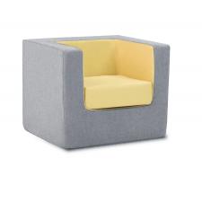 Monte - Cubino Chair - Yellow