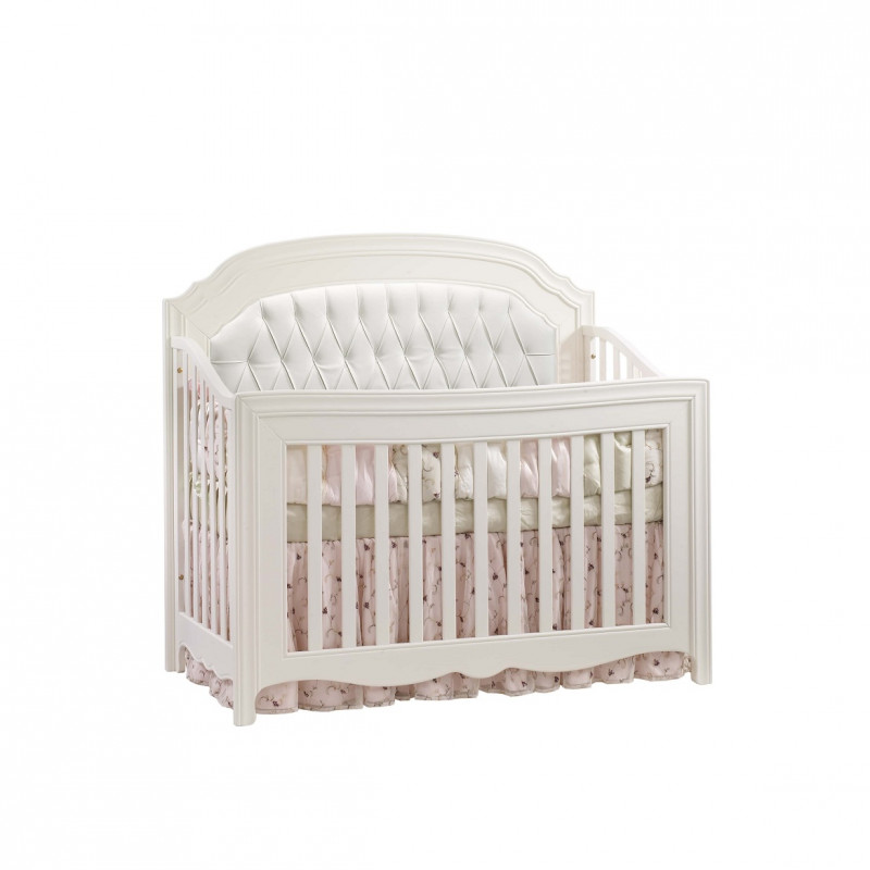Natart - Allegra - 5-in-1 Convertible Crib