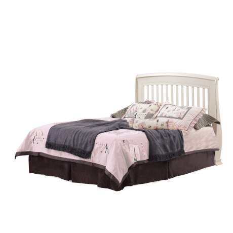 Natart - Bella Collection - Double Bed Conversion Rails