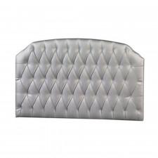Natart - Bella - Tufted Panel - Silver