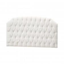Natart - Bella - Tufted Panel - White