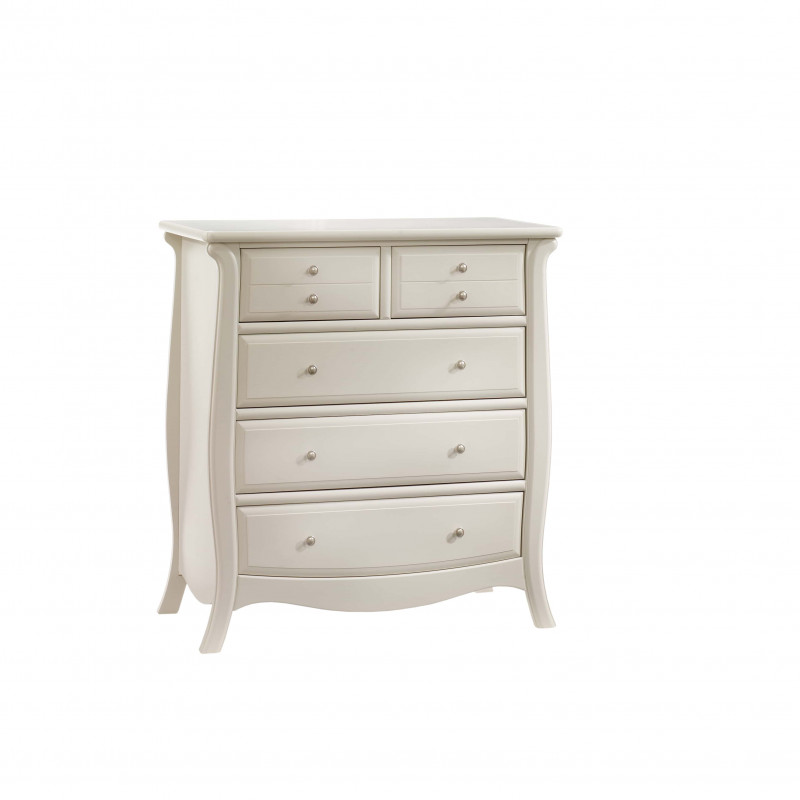 Natart - Bella - 5 Drawer Dresser