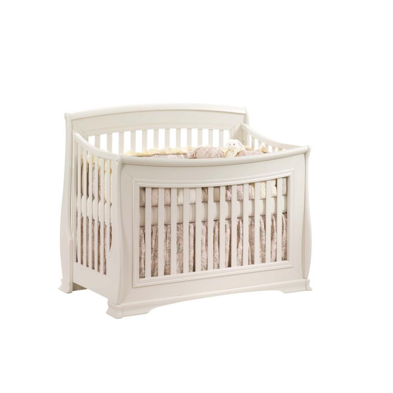 Natart - Bella - 5-in-1 Convertible Crib
