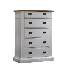 Natart - Cortina - 5 Drawer Dresser