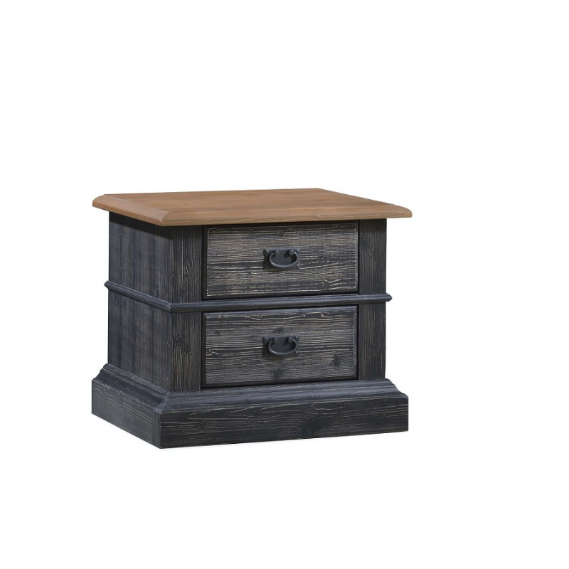 Natart - Cortina - Nightstand