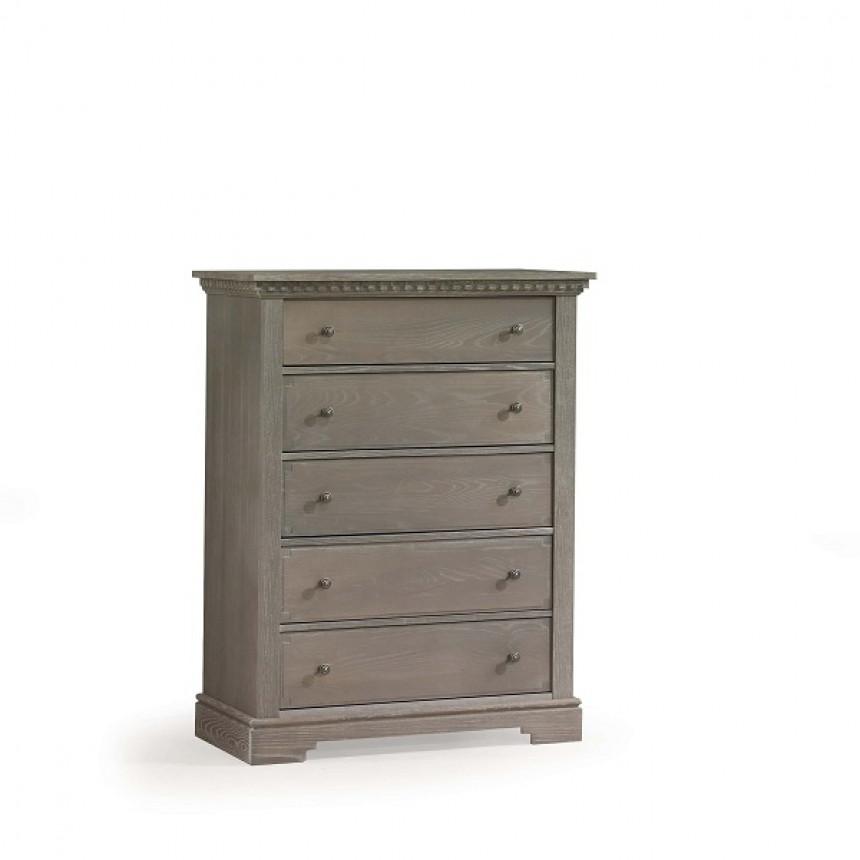 Natart - Ithaca 5 Drawer Dresser