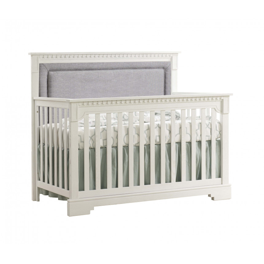 Natart - Ithaca - 5-in-1 Covertible Crib With Panel