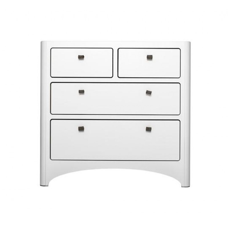 Natart - Leander Collection - 4 Drawer Dresser