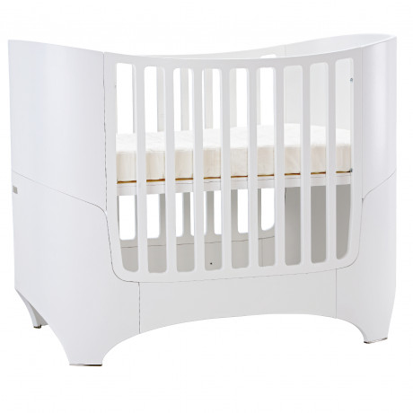 Natart - Essentia - Natural Memory Foam Crib Mattress with Extension Piece